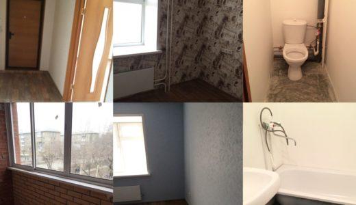 Квартира (общ. пл. 63,5 кв.м.) в Ачинске