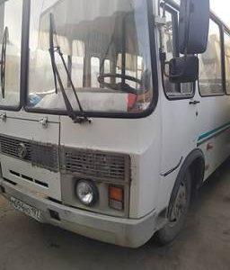 Автобус ПАЗ 32053-110-07 (г. Москва)
